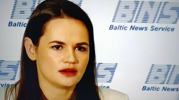 """Светлана Тихановская получила в Брюсселе """"холодный душ"""" по-ирландски"""