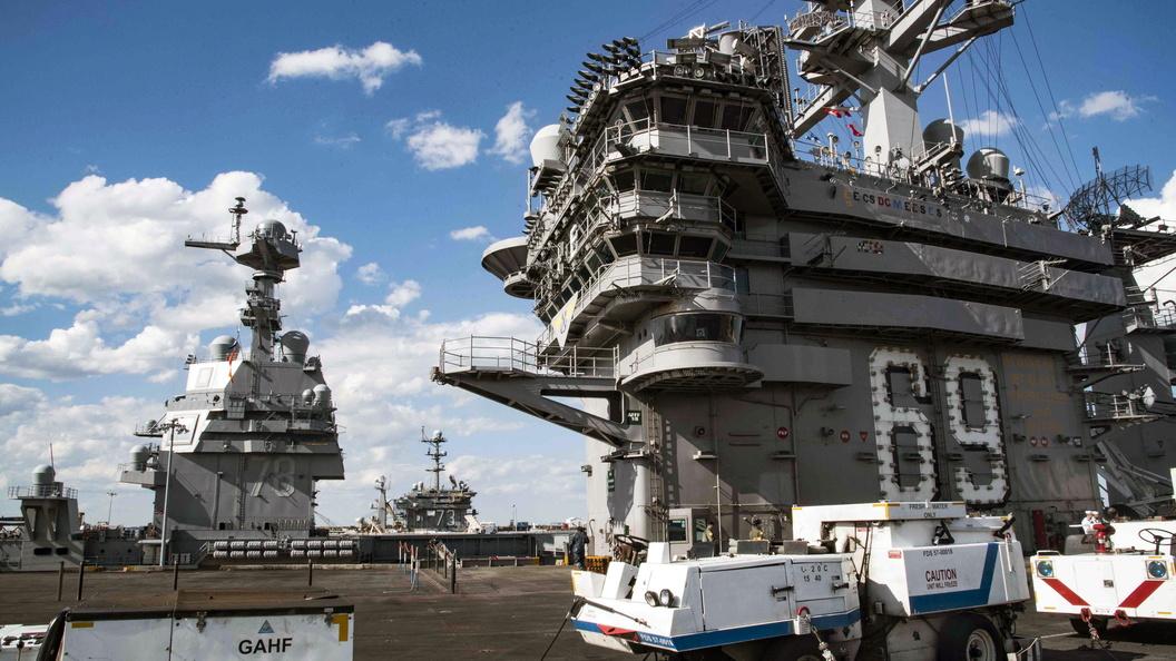 В Бенгальском заливе начались совместные учения ВМС Индии, Японии и США