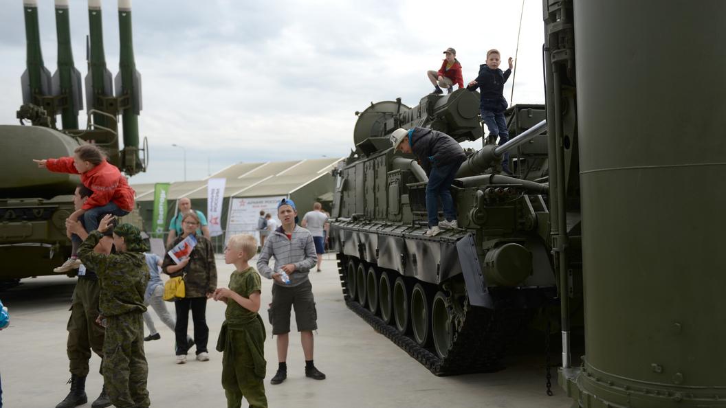 Улыбка Минобороны: На вооружение ВС РФ будут поставлены всепогодные метеокомплексы