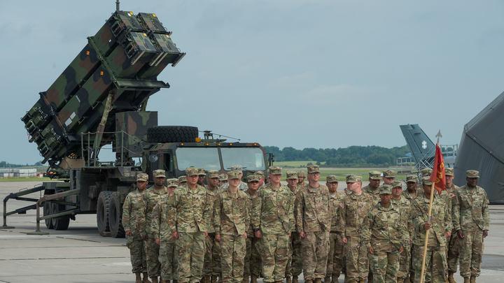ВМС США показали совместные учения с военными Южной Кореи