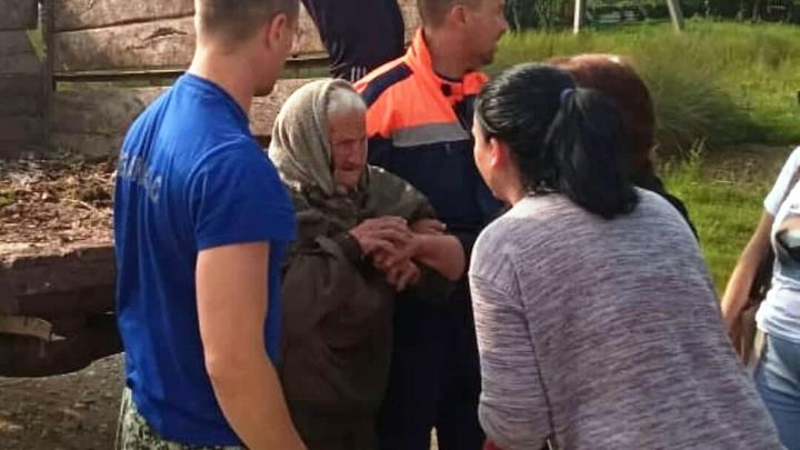 В Апшеронске нашли живой пропавшую 8 дней назад 81-летнюю пенсионерку