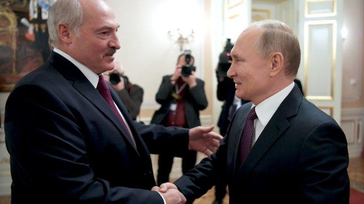 Путин ответил на истерики Лукашенко неожиданным предложением. Его придётся принять - другого варианта нет