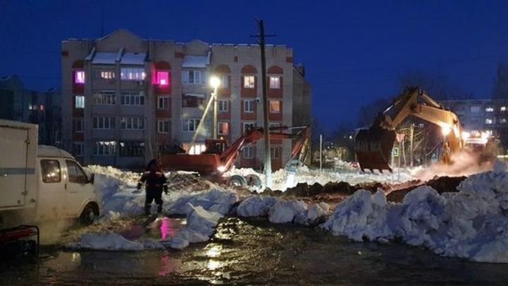 На протяжении полутора суток более 12 тысяч кинешемцев оставались без воды
