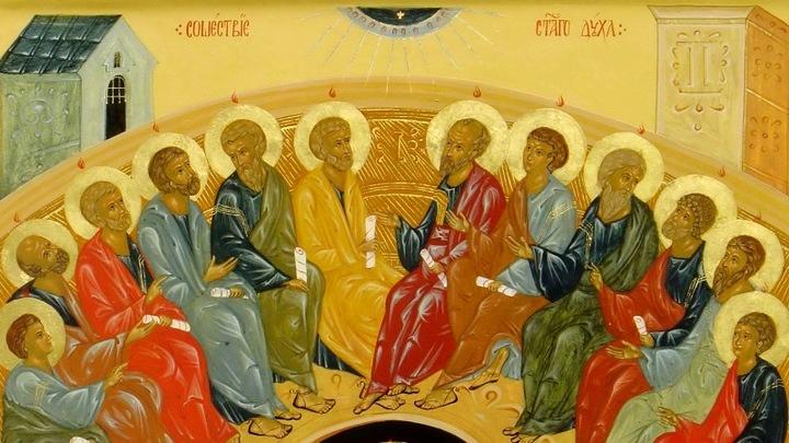 День Рождения Церкви. Святая Троица. Пятидесятница. Церковный календарь на 20 июня