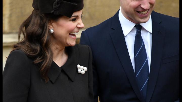 «Назовем его Джек»: Герцогиня Кейт рожает в лондонском госпитале