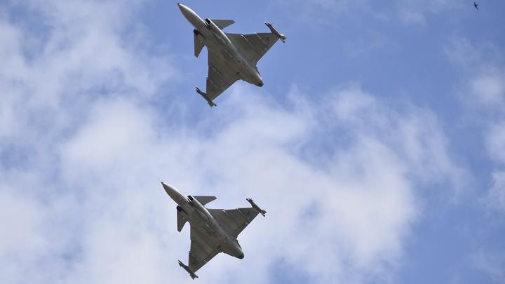 ВВС Швеции назвали истребитель Saab убийцей российских Су за способность глушить сигнал