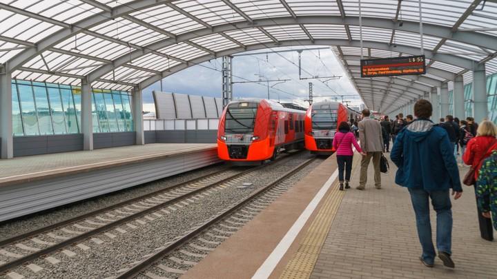 Сплошной навес появится у наземного метро в Новой Москве