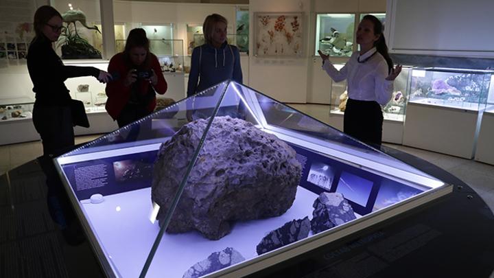 Челябинский метеорит чуть не сбежал