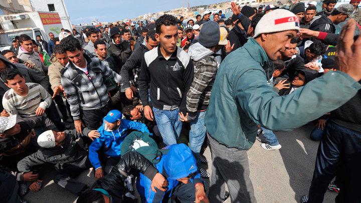 Таран глобализации: Число мигрантов стремительно растёт