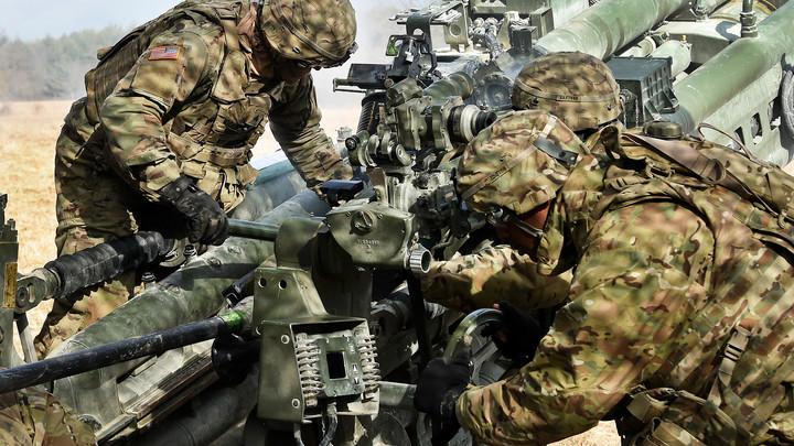 Артиллерия НАТО впервые открыла огонь по позициям ДНР