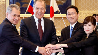 Россия дает шанс Японии стать суверенной военной державой