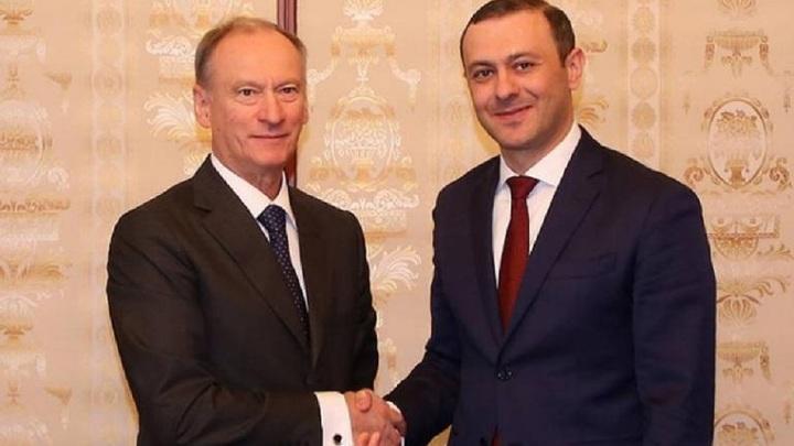 Секретари Совбезов стран ОДКБ встретились в Таджикистане