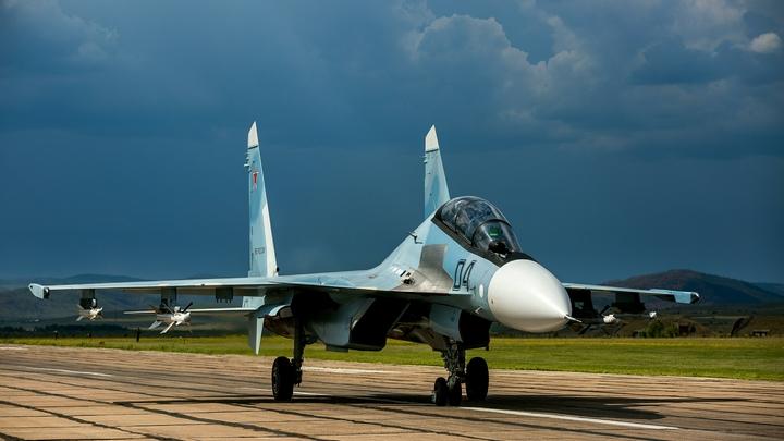 Чисто российская машина: Белоруссия ждет четыре Су-30СМ в 2019 году
