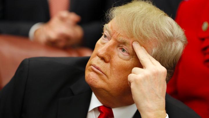 Царьград угадал новогоднее настроение Трампа