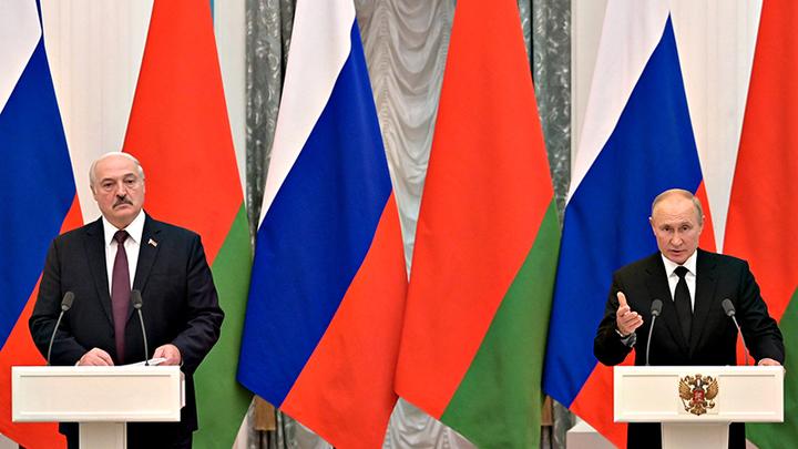 Дорожные карты привели Лукашенко к Путину