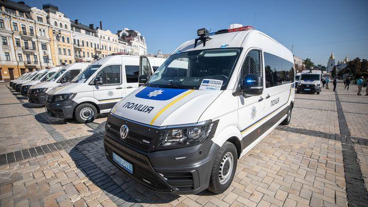 В Киеве у офиса Зеленского националисты устроили потасовку. Есть раненые среди полицейских