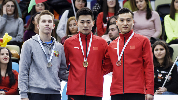 Литвинович завоевал первое золото для Беларуси на Олимпиаде