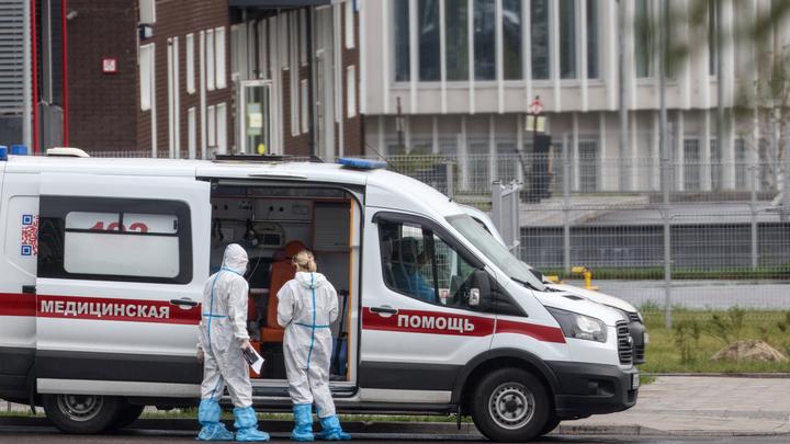 Подростка с желудочно-кишечным кровотечением на фоне коронавируса спасли в Подмосковье