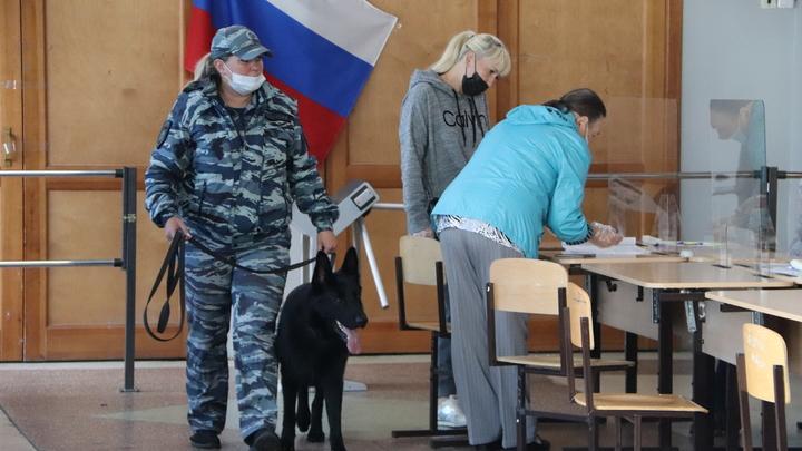 В Новосибирской области зафиксированы нештатные ситуации на избирательных участках