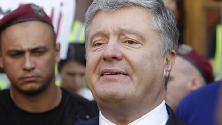 Порошенко признали ненаучным фантастом за слова про Крым