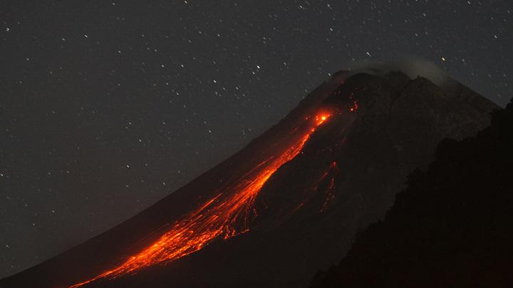 На Земле проснулся мощный вулкан, но «Конец света» пока отменяется