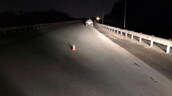 Автомобилист сбил пешехода и оставил умирать на трассе в Челябинской области