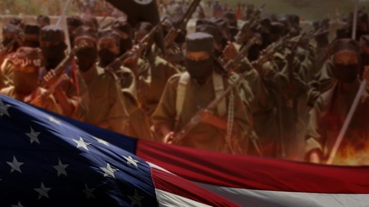 Террористы на волне с США