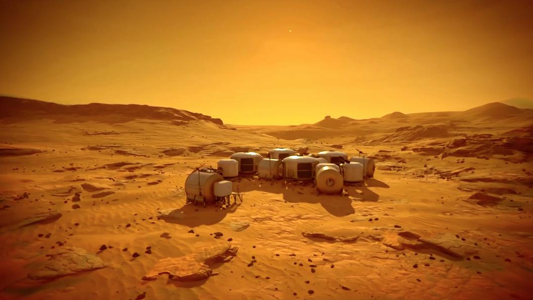 Ученые зафиксировали странный феномен у Марса