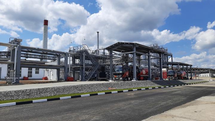 Производство полимерно-битумных вяжущих запустили 22 июля в Кстове