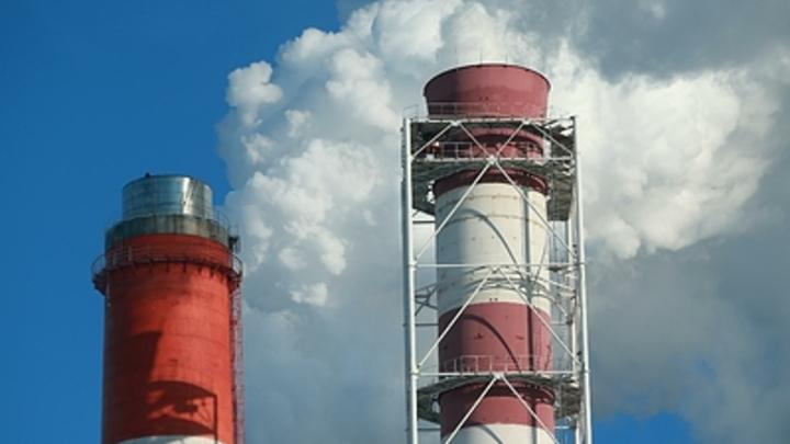 Компания Фортум назвала причины чёрного дыма из трубы ТЭЦ в Челябинске