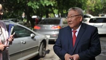 Егор Борисов: Якутия на 80 процентов обеспечивает себя