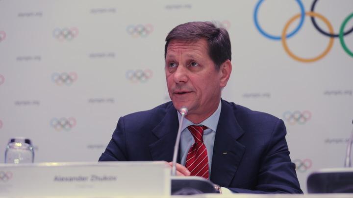МОК не допустил Жукова к координации Игр в Пекине