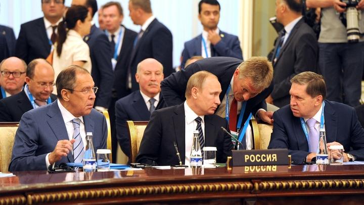 Дмитрий Песков может сменить Сергея Лаврова: В СМИ сообщили о скорой отставке главы МИД