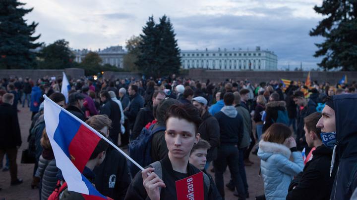 Это будет бунт. Это будут убийства - навальнята глумятся над директором школы, вставшей на защиту детей от политики