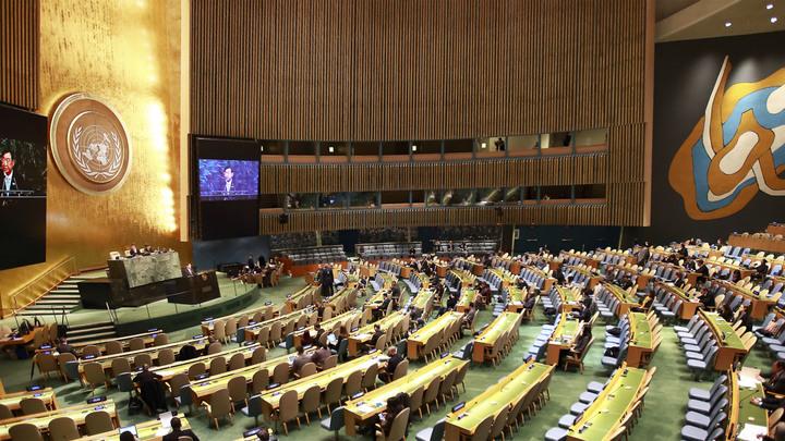 Российскую резолюцию о борьбе с нацизмом в ООН поддержали большинством голосов