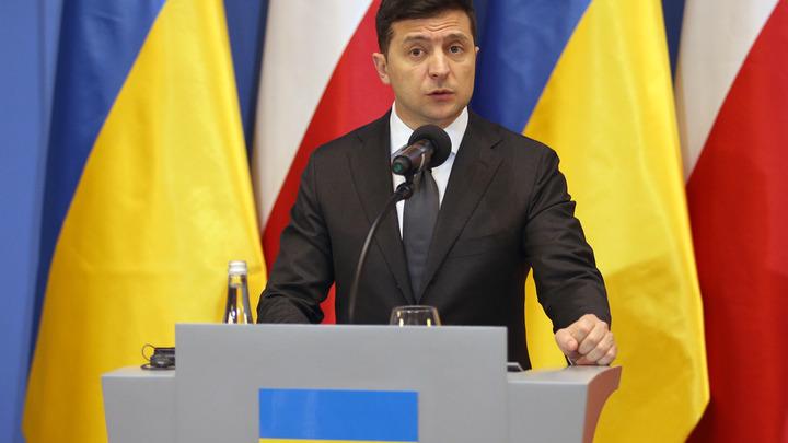Украинцы победили Гитлера: После провального выступления Зеленского в Польше в Сети вспомнили актуальный анекдот
