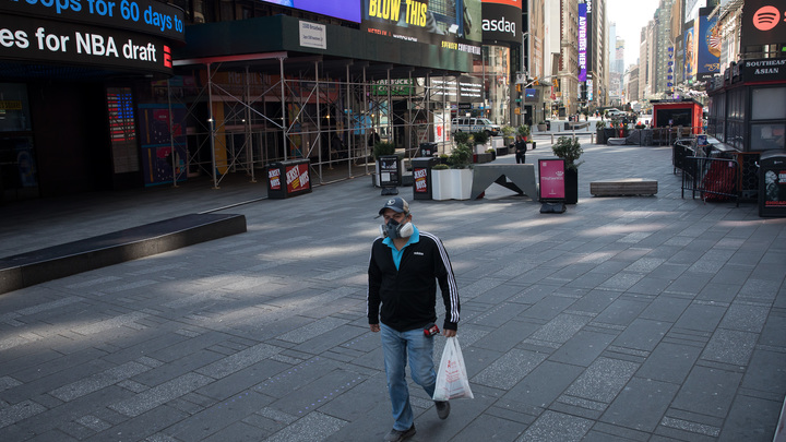 Трупы убитых коронавирусом складывают прямо на полу: Витязева показала жуткие кадры из Бруклина