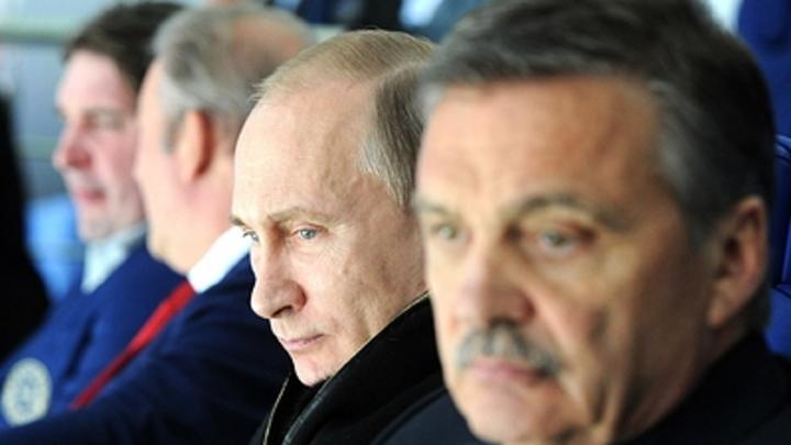 Рене Фазель признался в любви к России и Путину