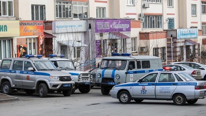 В Челябинской области ищут убийцу, задушившего девушку