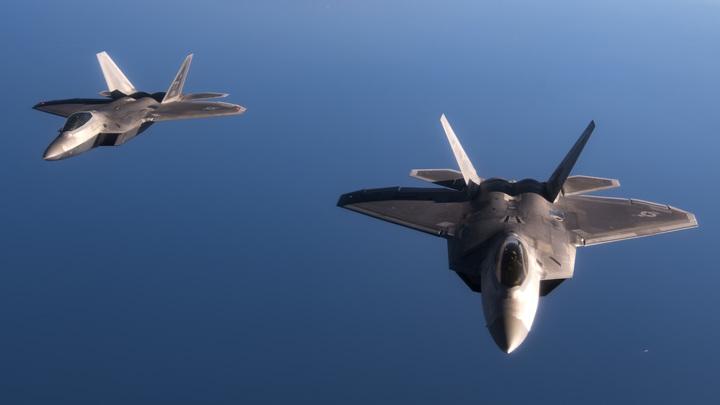 Швеция и Финляндия уступят свое небо самолетам НАТО