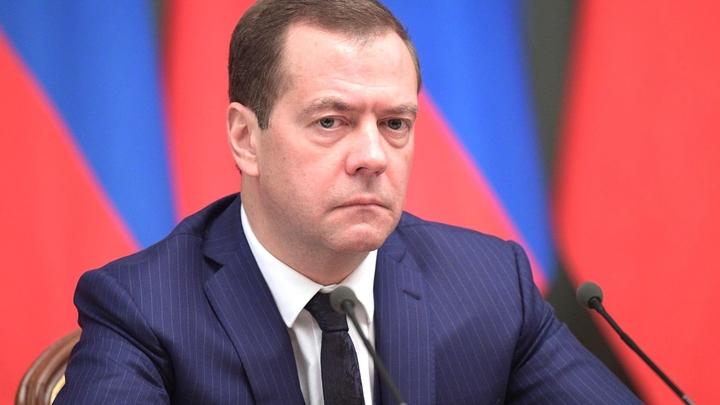 Медведев отчитал Рогозина за неудачный запуск с космодрома Восточный