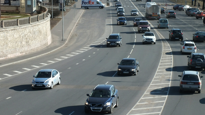 На трассе Минск-Гомель произошло ДТП. На месте происшествия обнаружили труп