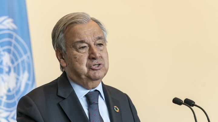 Генсек ООН Гутерриш забил тревогу из-за близости ядерного апокалипсиса