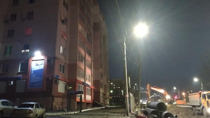 Обвал грунта в Челябинске: дом рядом с 10-этажкой на улице Куйбышева трясёт уже три года