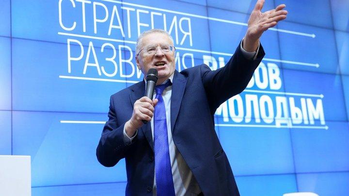 Чтобы спокойно спали, несколько последних ночей: Жириновский только намекнул, в какие страны поедут танки России - видео