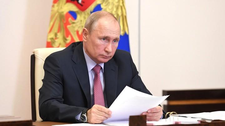 Путин призвал Силуанова к ответу: Когда, Антон, когда?