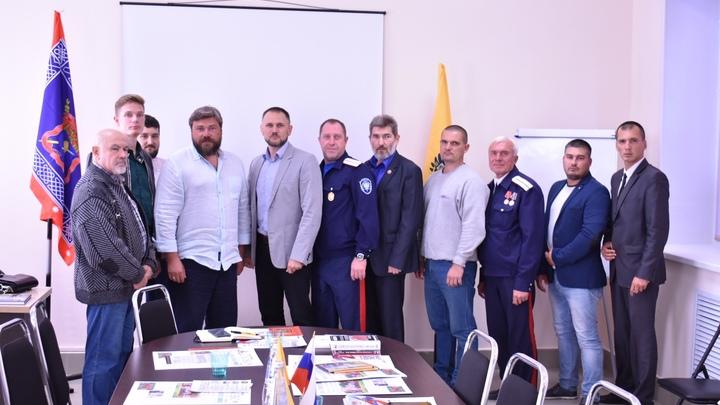 Духовные скрепы нации: Ульяновск приветствовал стратегию Русской мечты