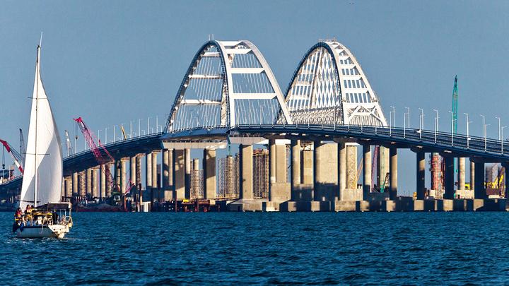 Топонимическая кибервойна: Google Maps не признает Крымский мост