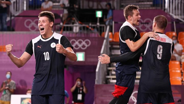 Баскетболисты из Подмосковья принесли первое для России серебро Олимпиады
