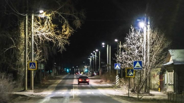 В Иванове до весны осветят 450 улиц